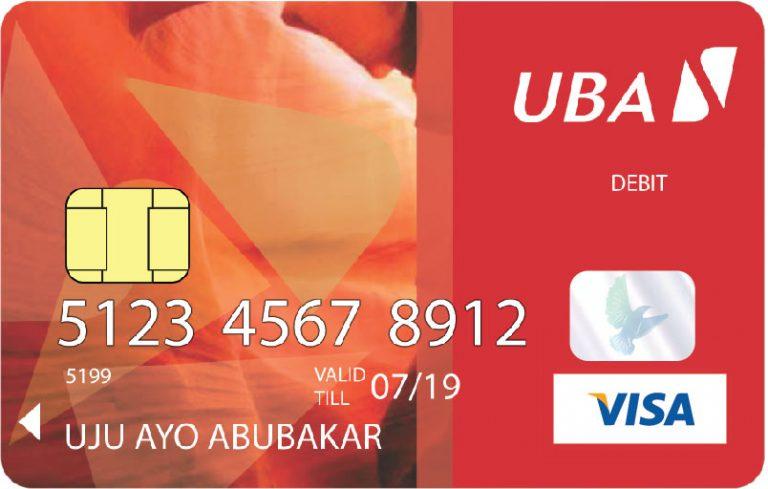 UBA VISA Card Classic